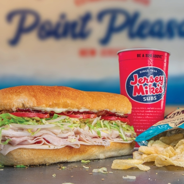 Jersey Mike's Subs will open a new location in the Kingwood Place shopping center. (Courtesy Jersey Mike's Subs)