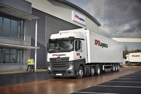 XPO Logistics plans to lay off 304 workers at its AllianceTexas facility in Roanoke. (Courtesy XPO Logistics)