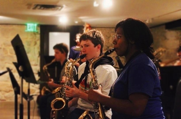 Liberty Music Academy is now open in McKinney, offering music and voice lessons at reduced cost to lower-income families. (Courtesy Liberty Music Academy)