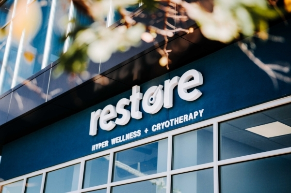 Courtesy Restore Hyper Wellness + Cryotherapy