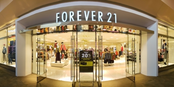Forever 21 closed Dec. 30 at The Shops at Willow Bend. (Courtesy Adobe Stock)