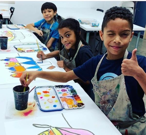 Cordovan Art School offers a summer camp. (Courtesy Cordovan Art School)