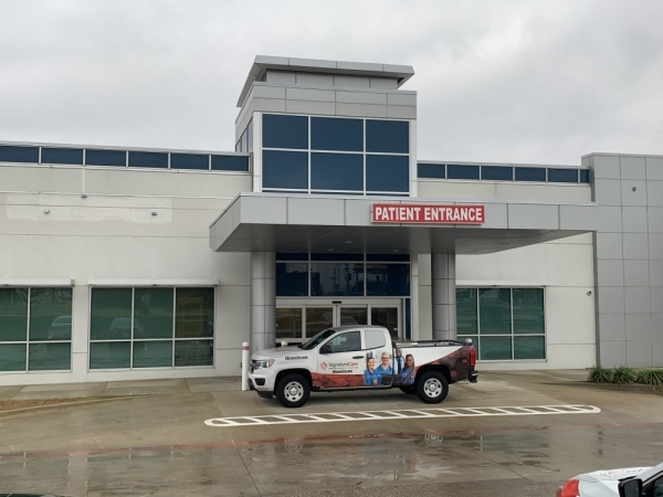 SignatureCare Emergency Center opened Feb. 19 in Lewisville. (Brian Pardue/Community Impact Newspaper)