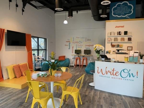 creative writing  center interior