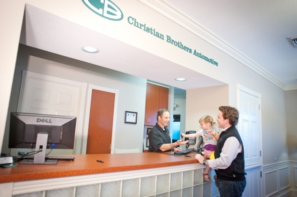 Christian Brothers Automotive will open April 13. (Courtesy Christian Brothers Automotive)