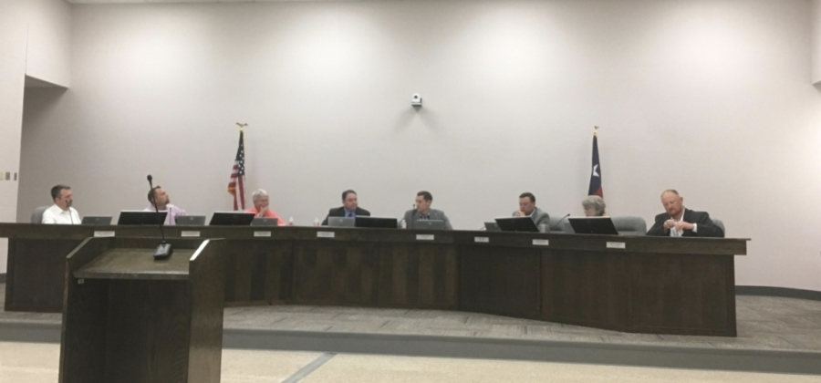 Board members are elected for three-year terms. (Eva Vigh/Community Impact Newspaper)