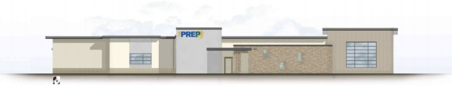 The preschool will have an art studio, splash pad, outdoor play areas, cafe and multipurpose gym for students. (Courtesy The PREP School at Panther Creek)