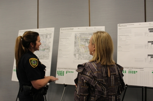The public will be able to view the plan and speak with project coordinators at an outdoor event on March 27 from 11 a.m.-1 p.m. at 12190 Greenspoint Drive, Houston. (Adriana Rezal/Community Impact Newspaper)