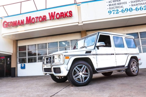 German Motor Works is an auto repair shop made up of expert mechanics specializing in BMW, Mercedes, Audi and Volkswagen cars. (Courtesy German Motor Works)