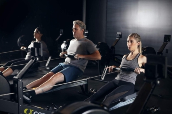 Row House is a fitness center that offers indoor rowing workouts. (Courtesy Row House)