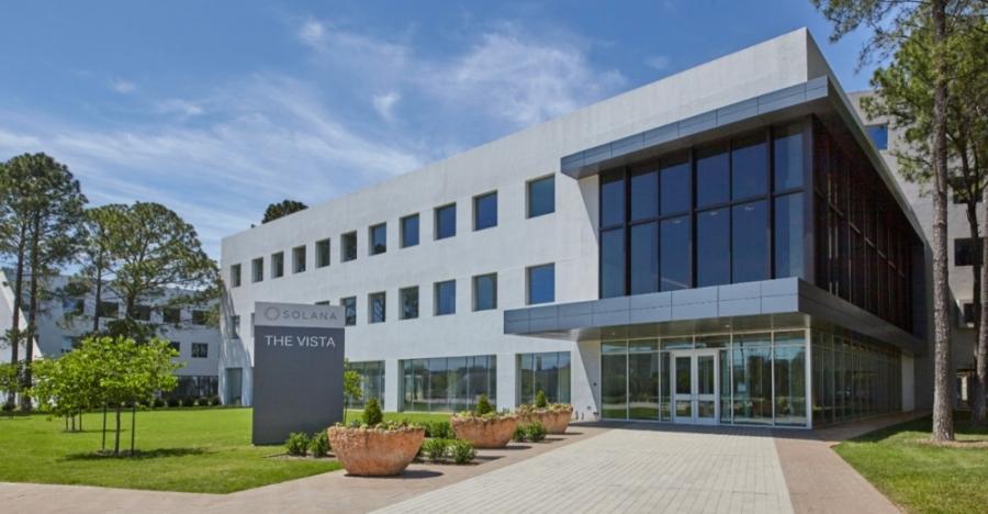 VariSpace is preparing to open a multitenant enterprise building in Southlake this summer. (Rendering courtesy VariSpace)
