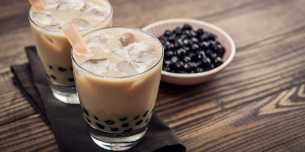 Vogue Bubble Tea & Coffee Bar is coming soon to Fry Road. (Courtesy Vogue Bubble Tea & Coffee Bar)