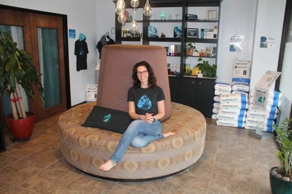 Jennifer Gurley has owned Infinity Float Center since March 2017.