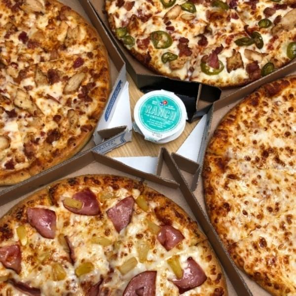 Domino's Pizza will open in a new Bee Cave location March 30. (Courtesy Domino's Pizza)