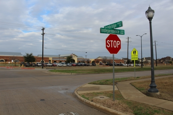 Design work has started on the city of Frisco's $6.6 million project to widen Independence Parkway to six lanes from SH 121 to Main Street. (William C. Wadsack/Community Impact Newspaper)
