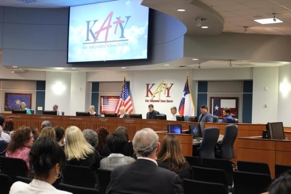 Katy ISD former Superintendent Lance Hindt