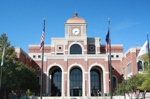 The May election for Lewisville City Council has been canceled. (Photo by Community Impact Staff)
