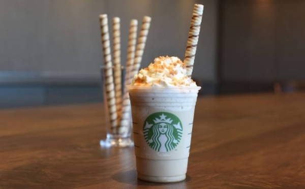The coffee chain serves coffee, espresso and tea drinks. (Courtesy Starbucks)