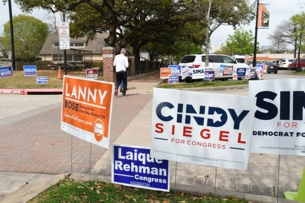Polling location