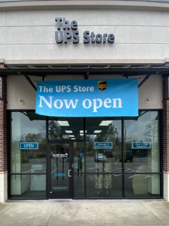 The UPS Store opened Jan. 6 in Montgomery. (Courtesy The UPS Store)