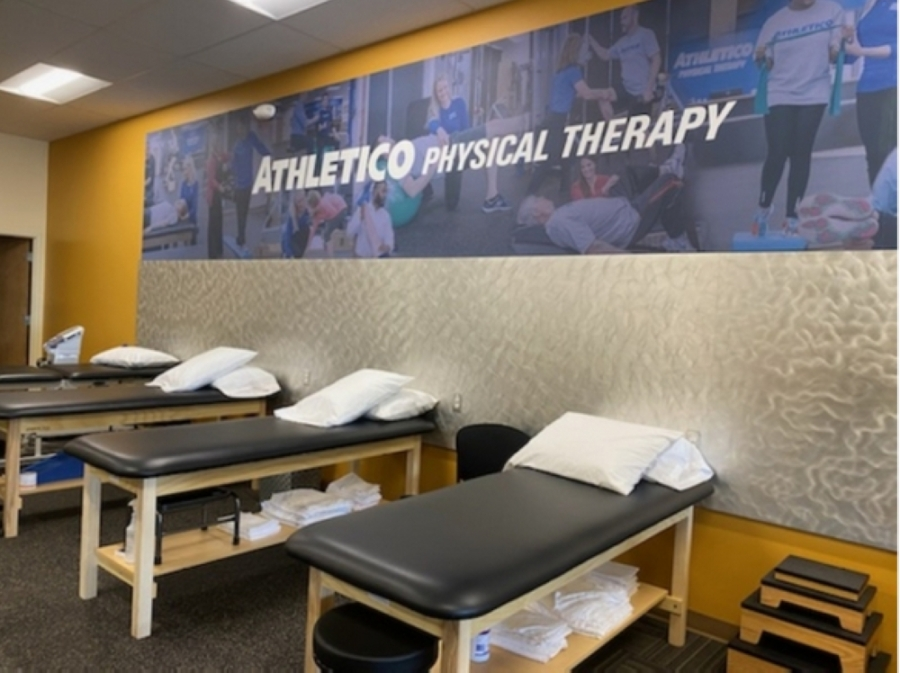 The business offers a wide range of physical therapy and orthopedic rehabilitation services. (Courtesy Athletico Physical Therapy)