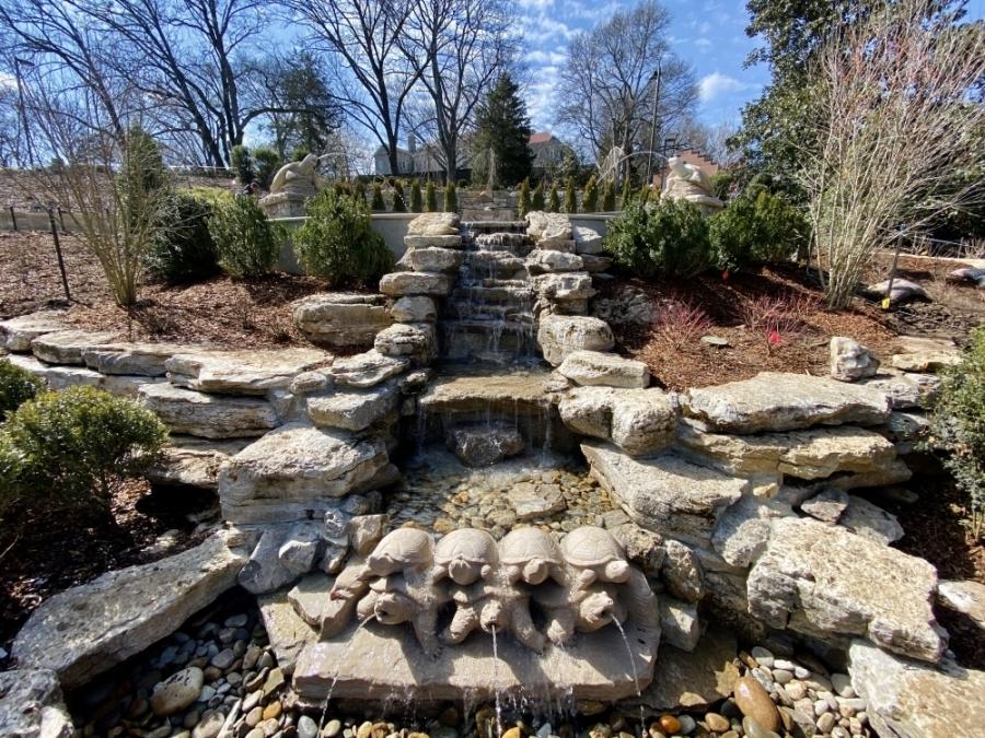 Cheekwood's Bracken Foundation Children's Garden will be open to the public beginning March 7. (Courtesy Cheekwood Estate and Gardens)