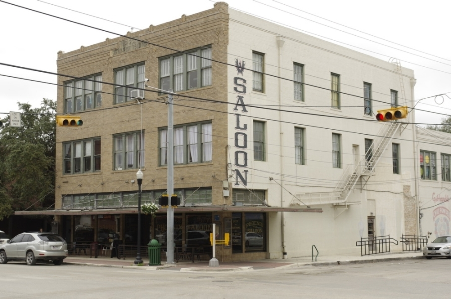 The Phoenix Saloon's history goes back more than 100 years. (Warren Brown/Community Impact Newspaper)
