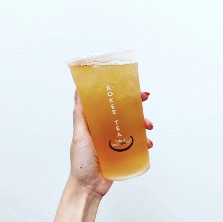 Kokee Tea opened Feb. 14 at The Shops at Willow Bend in Plano. (Courtesy Kokee Tea)