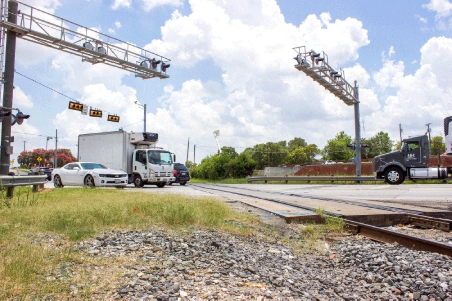 The Texas Department of Transportation will host a groundbreaking ceremony March 11 for its RM 620 roundabout project. (Taylor Jackson Buchanan/Community Impact Newspaper)
