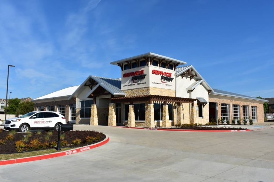 Service First Automotive has locations in the Houston and Dallas-Fort Worth areas. (Courtesy Service First Automotive)