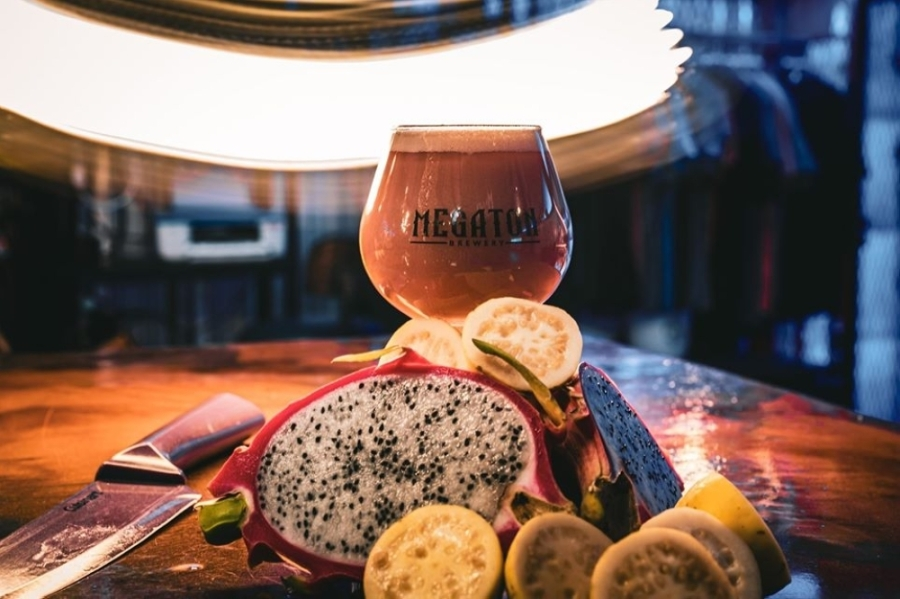 Megaton Brewery celebrates its one-year anniversary in late March. (Courtesy Megaton Brewery)