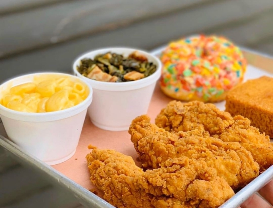 Sam's Fried Chicken and Donuts