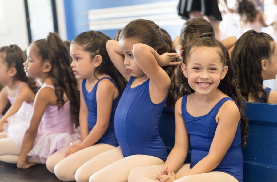 Imagine Dance Academy recently relocated to the Frisco Discovery Center at 8004 Dallas Parkway, Frisco. (Courtesy Imagine Dance Academy)