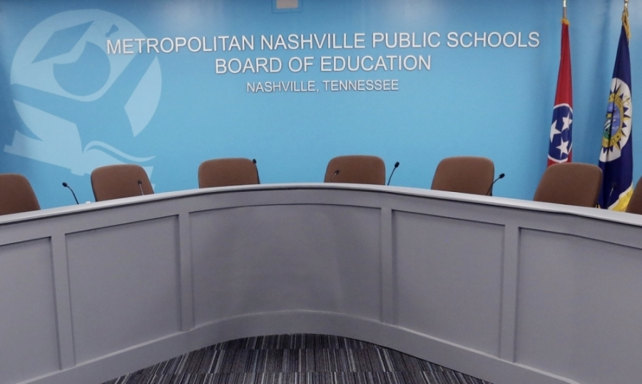 The school board will hold a special called meeting on March 13.(Courtesy Metro Nashville Public Schools)