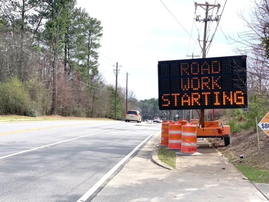 Kimball Bridge Road improvements (Kara McIntyre/Community Impact Newspaper)
