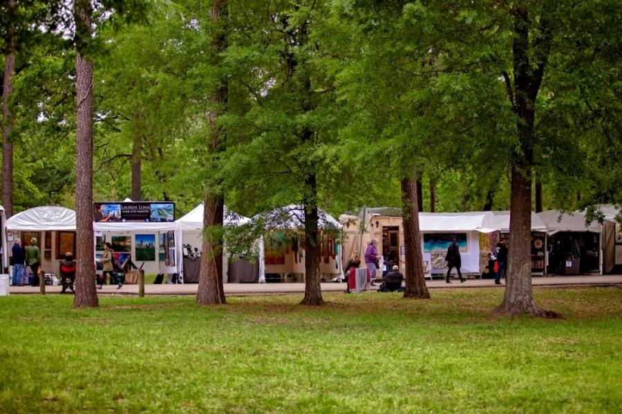 Bayou City Art Festival