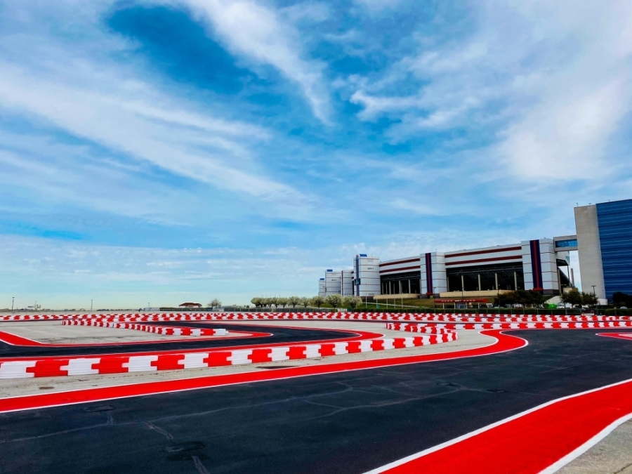 A Lone Star Kartpark will open soon near the Texas Motor Speedway in Fort Worth. (Courtesy Lone Star Kartpark)