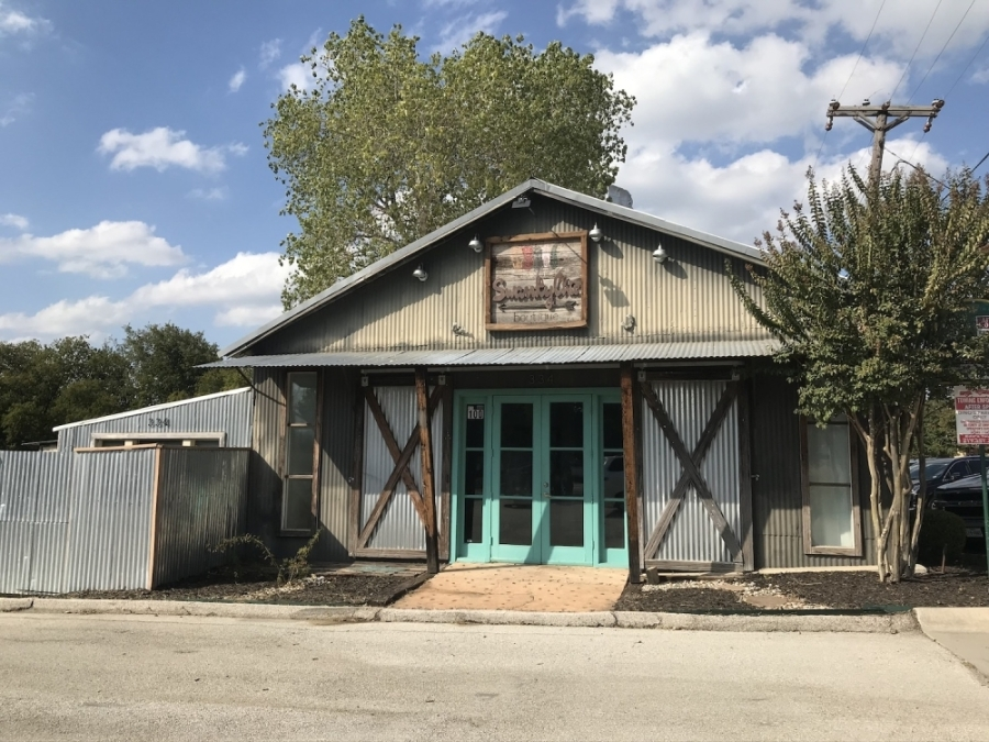 The former location of Swanky Chic Boutique will now house the nonprofit House of Shine. (Courtesy House of Shine)