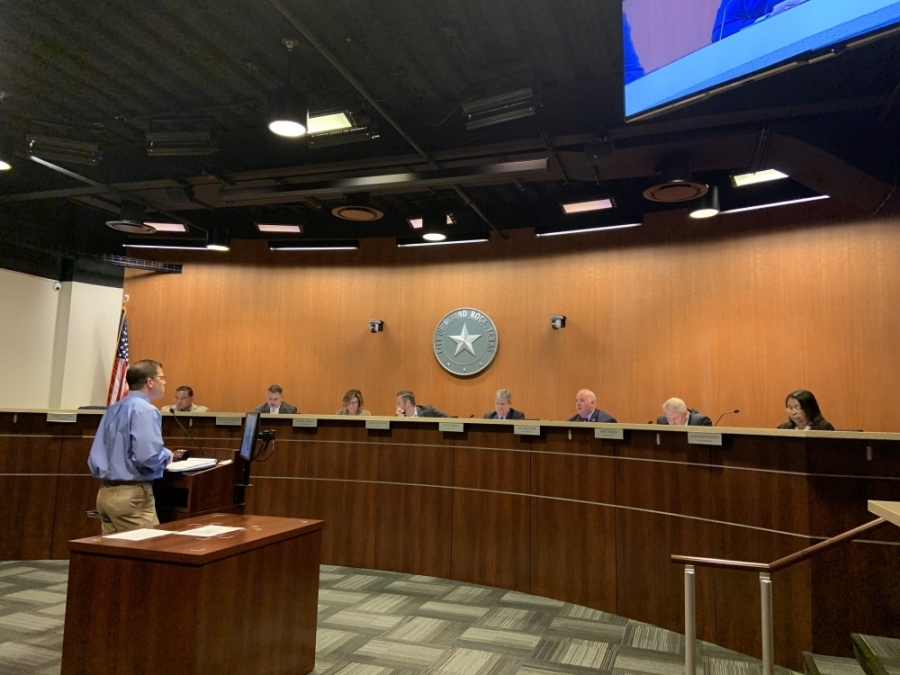Round Rock City Council approved $800,000 to upgrade its water system March 12. (Chase Karacostas/Community Impact Newspaper)