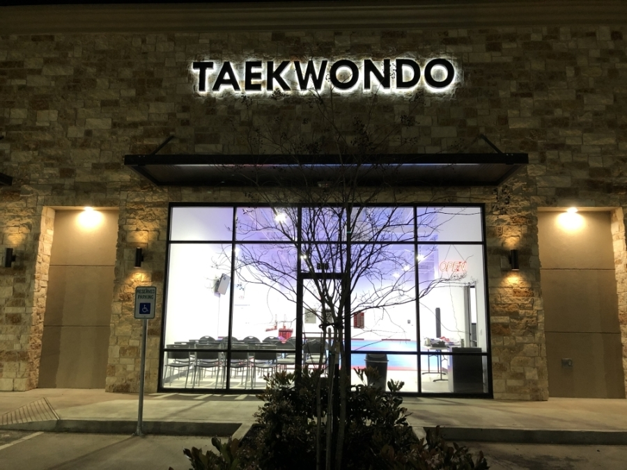 Master Jin's White Tiger Tae Kwon Do opened March 2. (Courtesy Master Jin's White Tiger Tae Kwon Do)