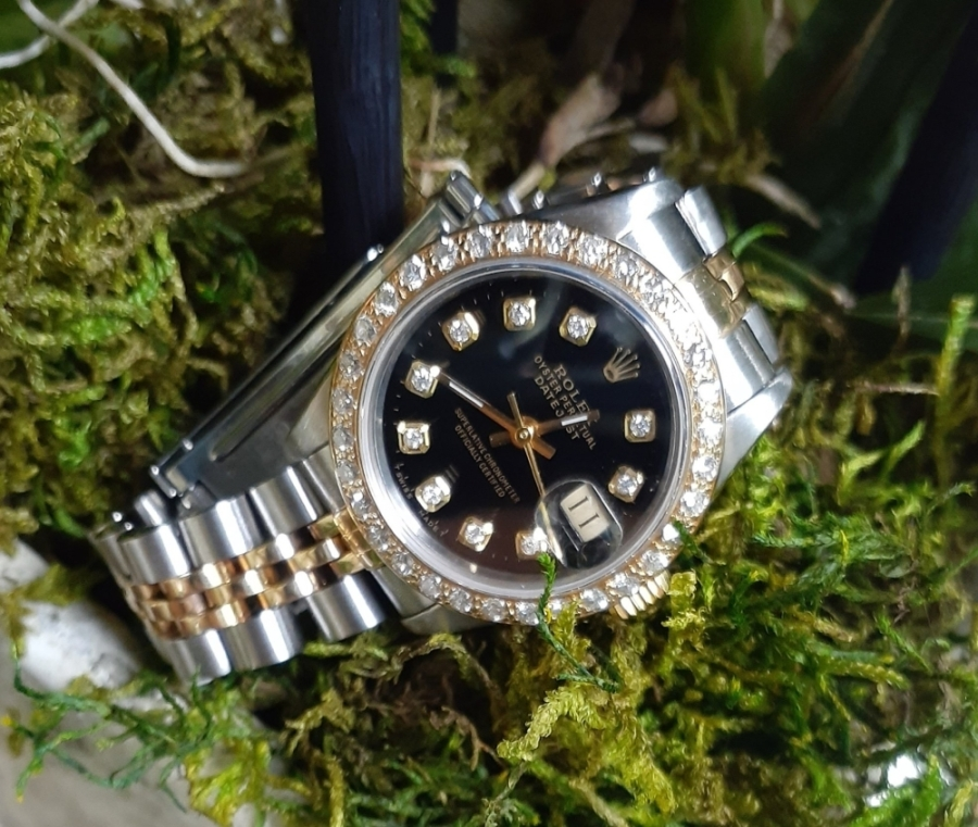 Garner Wallace in Keller specializes Rolex watches and other jewelry. (Courtesy Garner Wallace)