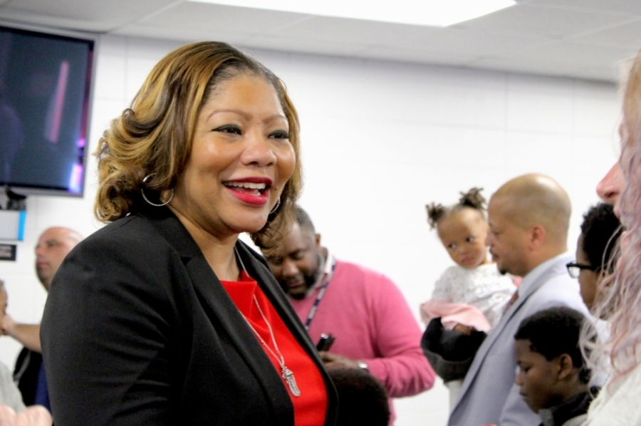On March 13, the Metro Nashville Public Schools board named Adrienne Battle as the district's next director of schools. (Dylan Skye Aycock/Community Impact Newspaper)