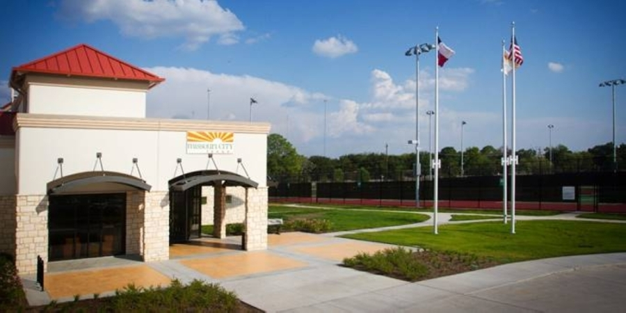 As of March 17, the Missouri City Recreation & Tennis Center is closed until April 13. (Courtesy city of Missouri City)
