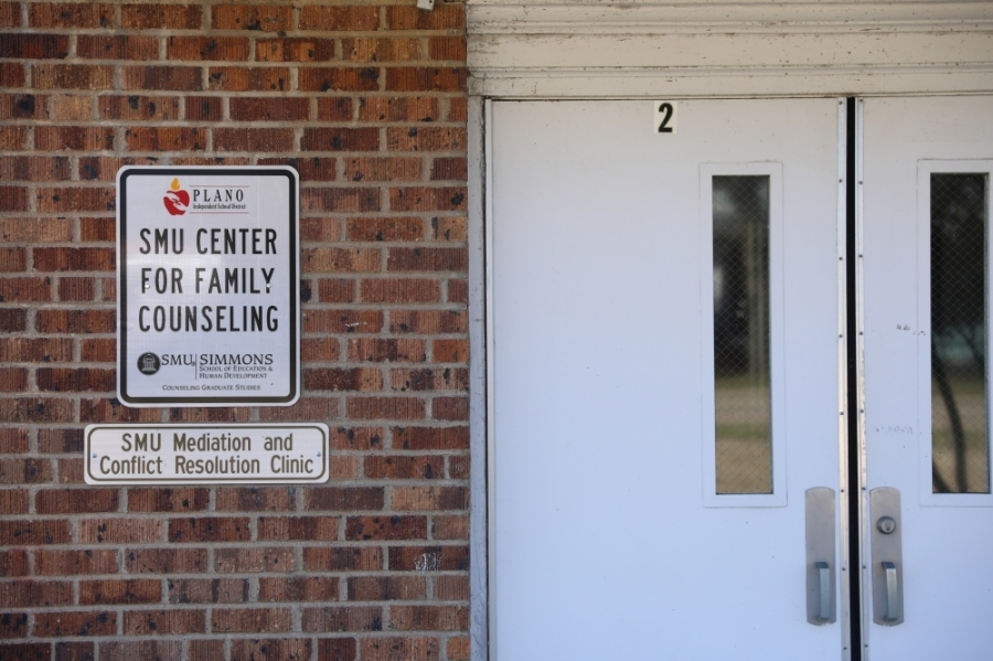The center opened last fall and began fully operating in October, according to Plano ISD. (Liesbeth Powers/Community Impact Newspaper)