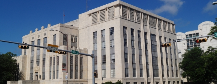 The Heman Marion Sweatt Travis County Courthouse is located at 1000 Guadalupe St., Austin. (Community Impact Staff)