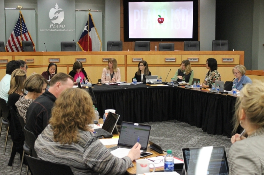 Plano ISD trustees agreed to continue paying district employees as schools close in response to new coronavirus outbreaks across the country. (Daniel Houston/Community Impact Newspaper)