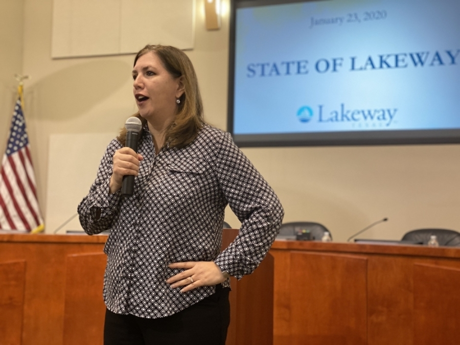 Lakeway Mayor Sandy Cox has issued a declaration of disaster for the city of Lakeway. (Brian Rash/Community Impact Newspaper)