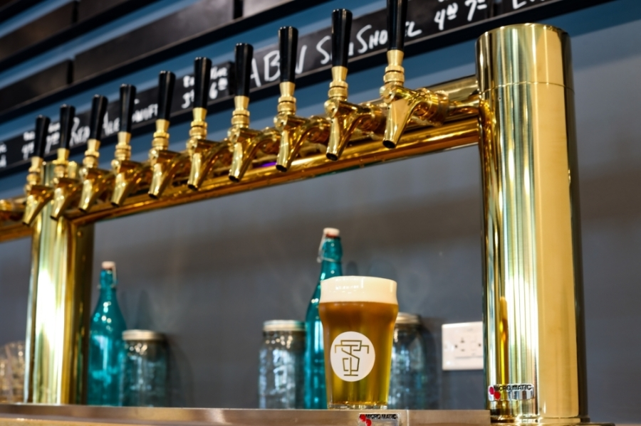 Turnstile Coffee Beer and Spirits will serve high quality coffee in the morning and transition to craft drinks in the afternoon and evening. (Courtesy Turnstile Coffee Beer and Spirits)