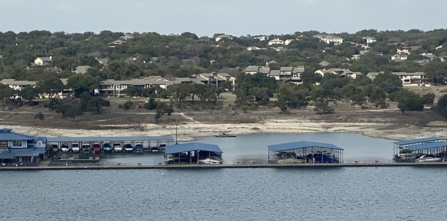 The median price for residential homes in the Lake Travis-Westlake area rose 8.6% to $578,500 in Feburary 2020 over the figure from last February. (Brian Rash/Community Impact Newspaper)