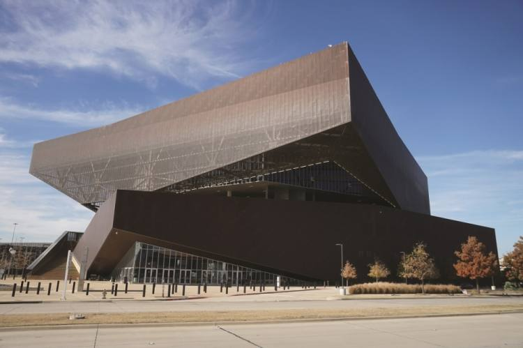 The Irving Convention Center at Las Colinas is closed amide the coronavirus pandemic. (Gavin Pugh/Community Impact Newspaper)